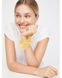 Free People - Boa Flexible Wrap Bracelet - Lyst