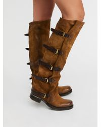 Free People - Tatum Over The Knee Boot By A.s. 98 - Lyst
