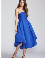 Free People Making Waves Dress - Blue