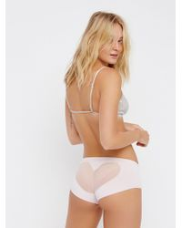 Free People - Lou Lou Heart Hipster - Lyst
