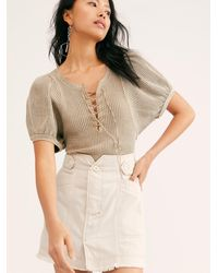 Free People Fp One Hayden Thermal - Multicolour