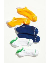 Fp Movement Movement Trainer Sock Multi 3-pack - Blue