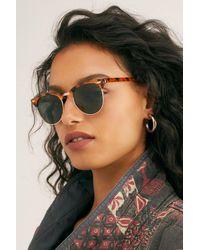 Free People El Classico Sunglasses By I Sea - Multicolor