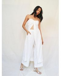 Free People Banita Set - White