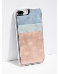 Free People - Strut Pocket Iphone Case - Lyst