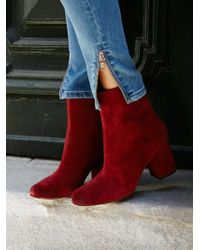 Free People Cecile Ankle Boot - Multicolour