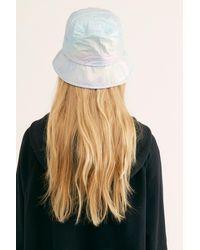 Free People - Day Glow Bucket Hat - Lyst