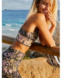 Free People Oasis Crop By Spell And The Gypsy Collective - Black