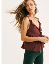 Free People - Could Be Cami By Intimately - Lyst