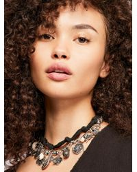 Free People - Collected Treasure Collar - Lyst