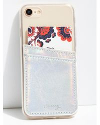 Free People - Gno Phone Pocket - Lyst