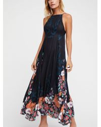Free People - Embrace It Maxi Dress - Lyst