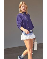 Fp Movement Pleats And Thank You Skort - White