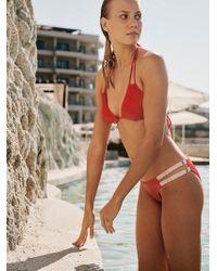 Free People - Cheek-ini Bikini Bottom - Lyst