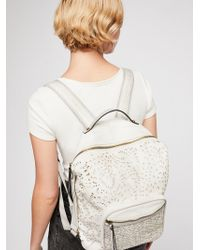 Free People - Abbey Vegan Backpack - Lyst