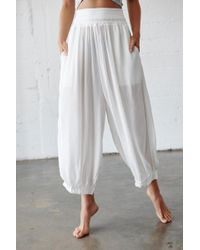 Free People Emery Pant By Fp Movement - White