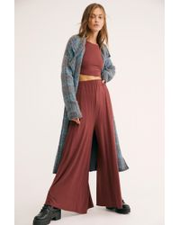Free People - Alia Co-ord By Fp Beach - Lyst