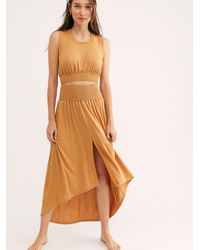 Free People Morningside Set By Fp Beach - Multicolour