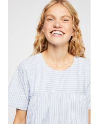 Free People - Playful Days Tiered Tunic - Lyst