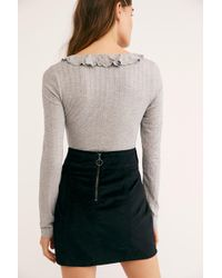 Free People - Baby Jane Long Sleeve By Intimately - Lyst