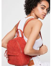 Free People - Margo Corduroy Backpack - Lyst