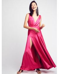 Free People - Essie Maxi Dress - Lyst