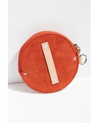 Free People - Cherie Circle Coin Pouch - Lyst