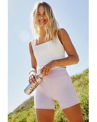 Free People Go Your Own Way Active Tank By Fp Movement - White