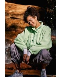 Fp Movement Hit The Slopes Pullover - Green