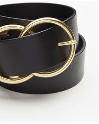 Free People - Eternity Leather Belt - Lyst