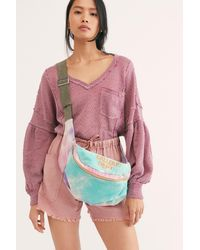Free People Gallery Dept. Prism Belt Bag - Multicolor