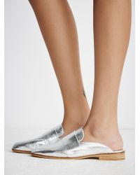 Free People - At Ease Loafer - Lyst