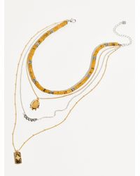 Free People - Odessa Layered Necklace - Lyst