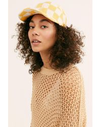 Free People Kangol Checkered Tropic Spacecap - Multicolor