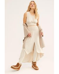 Free People Morningside Co-ord By Fp Beach - Natural