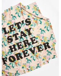 Free People - Stay Forever Sheet - Lyst