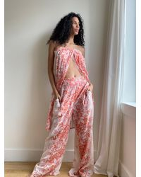 Free People Say It Aint Sol Set By Intimately - Multicolour