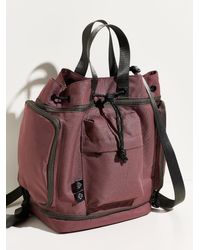 Free People Pyramid Backpack - Multicolour