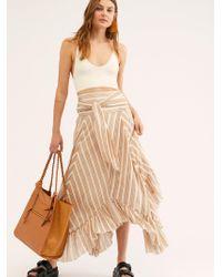 Free People Fp One Giselle Skirt - Multicolour