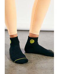 Fp Movement Movement Smiling Buti Ankle Socks - Multicolour