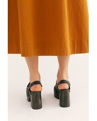Free People Belem's Clogs By Fp Collection - Black