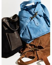 Free People Cambridge Convertible Backpack - Brown