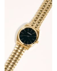 Free People - Holiday Time Teller Watch By Nixon - Lyst
