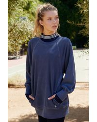 Free People Better Days Sweat By Fp Movement - Blue