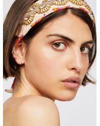 Free People - Ferra Bandana Headband - Lyst