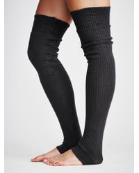 Free People - Kd Dance Legwarmer - Lyst