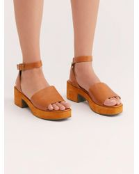 Free People - Piper Platform By Seychelles - Lyst