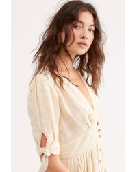 Free People - Love Of My Life Midi Dress By Endless Summer - Lyst
