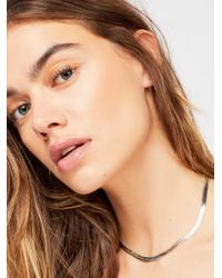 Free People - Nas Chain Necklace - Lyst