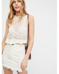 Free People - She's A Doll Tank - Lyst